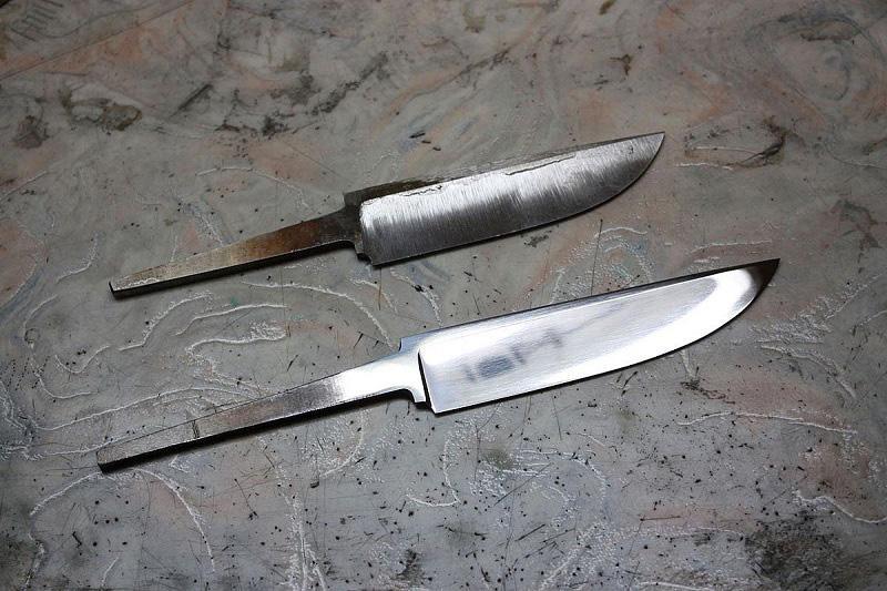 Лучшая сталь для ножей