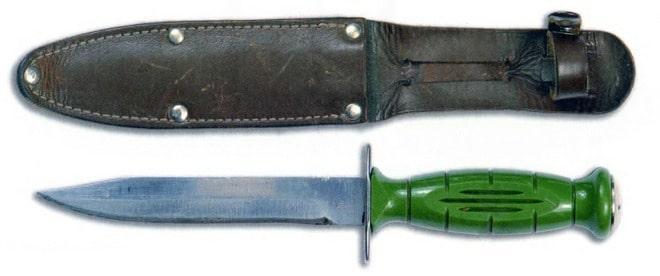 Нож Вишня и чехол для него