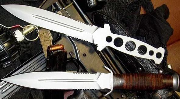 Варианты ножа Шайтан