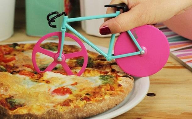 Нож Велосипед для нарезки пиццы