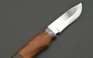 Нож из стали 440C