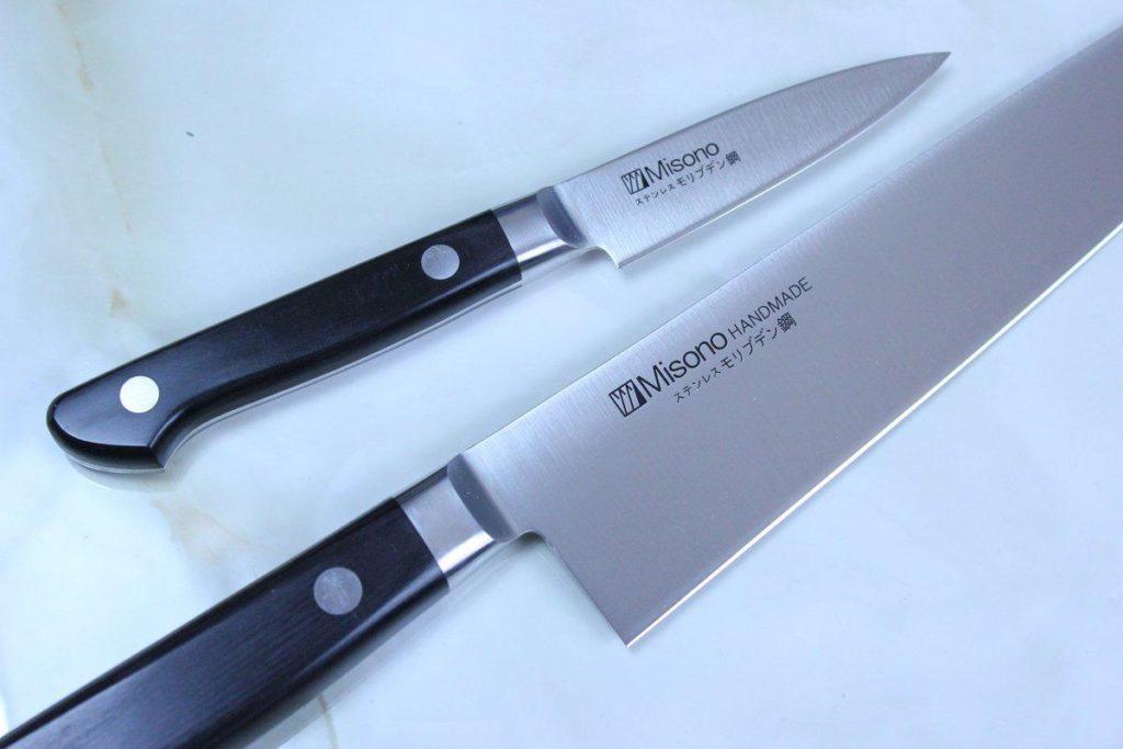 как отремонтировать нож.