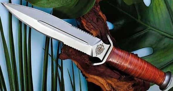 Боевой нож Шайтан