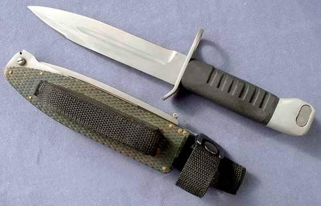 Штык-нож Шмель