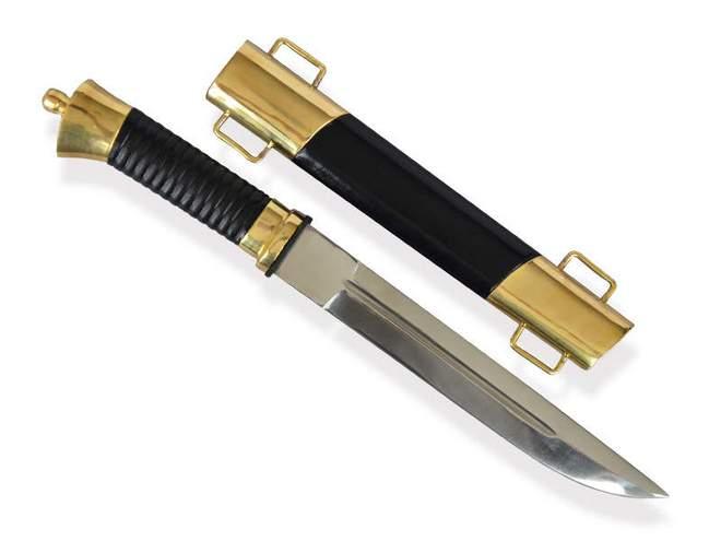 Казачий пластунский нож