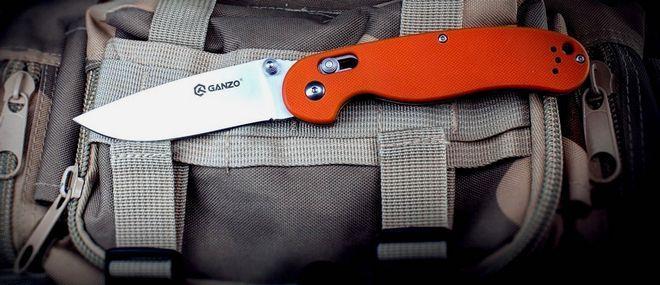 Нож складник