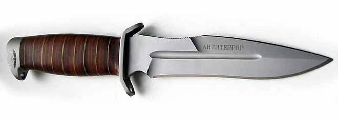 Боевой нож Антитеррор