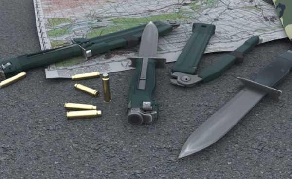 Боевые ножи спецназа
