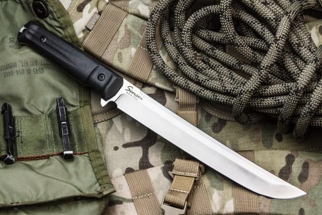 Что такое тактический нож: боевое оружие или инструмент для выживания
