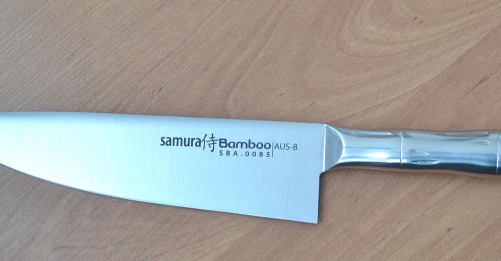 Нож Samura из стали AUS-8
