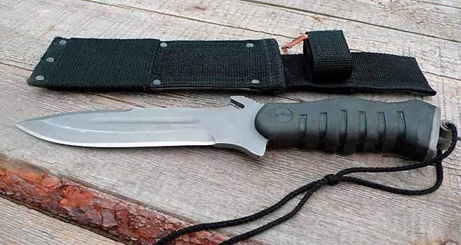 Боевой нож морской пехоты «Шторм»