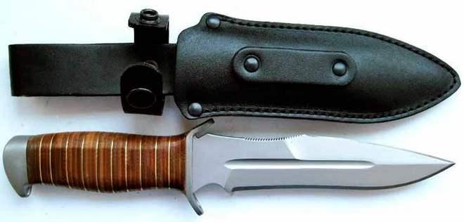 Боевой нож «Антитеррор»