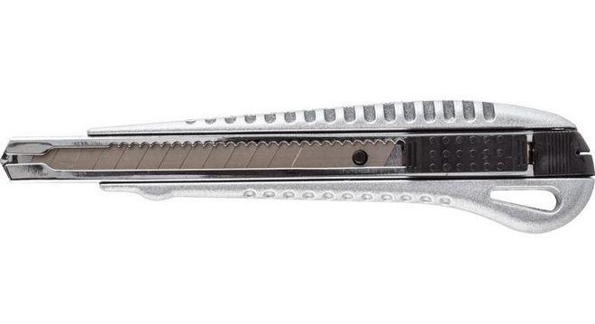 Канцелярский нож из металла