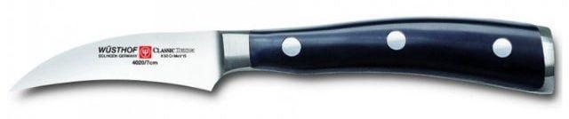 Нож изогнутой формы