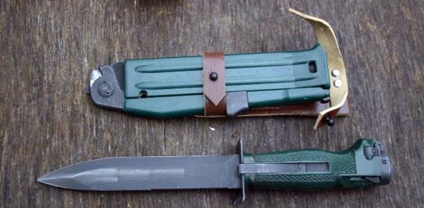 Нож НРС - 2