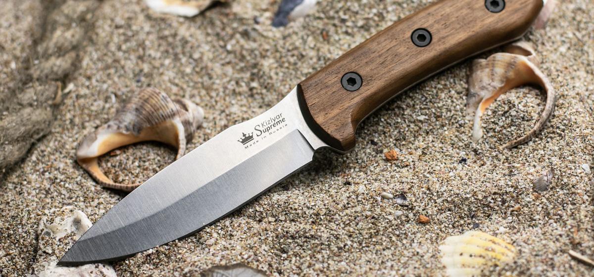 Нож Кизляр из стали AUS-8