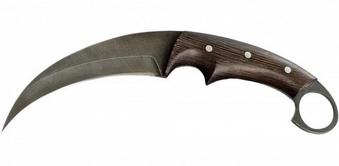 Нож-коготь Керамбит