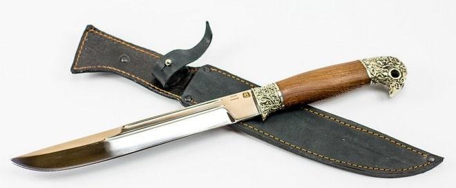 Пластунский нож с чехлом