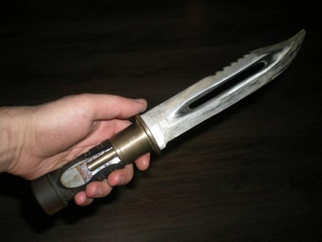 Американский ртутный нож