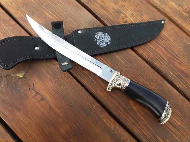 Казачий пластунский нож - реплика