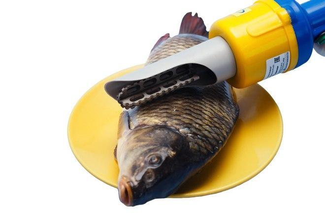 Электрическая рыбочистка