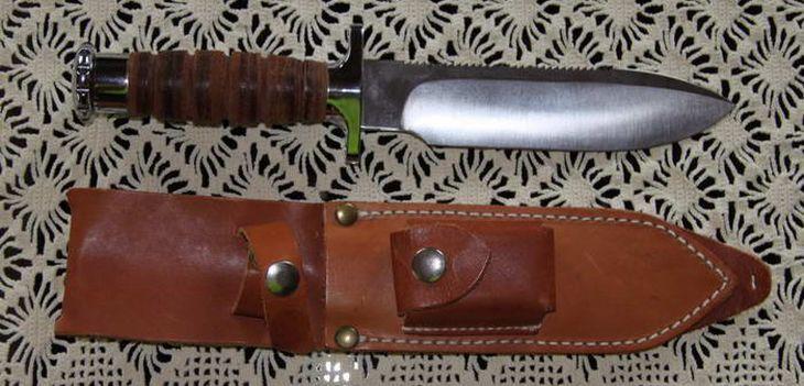 Нож Пуукко американских солдат