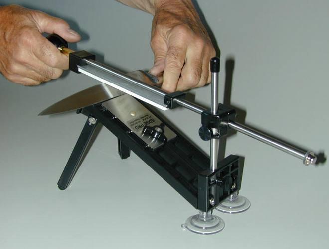 Устройство для заточки ножа