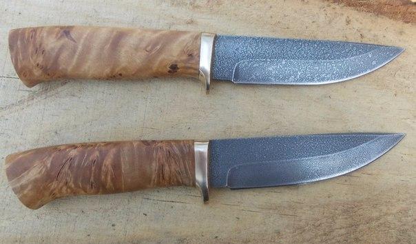 Нож из мехпилы