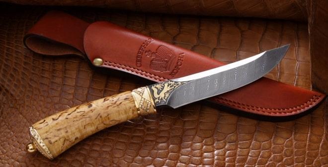 Нож от Северная корона