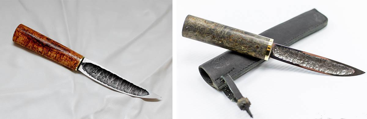 Авторский якутский нож
