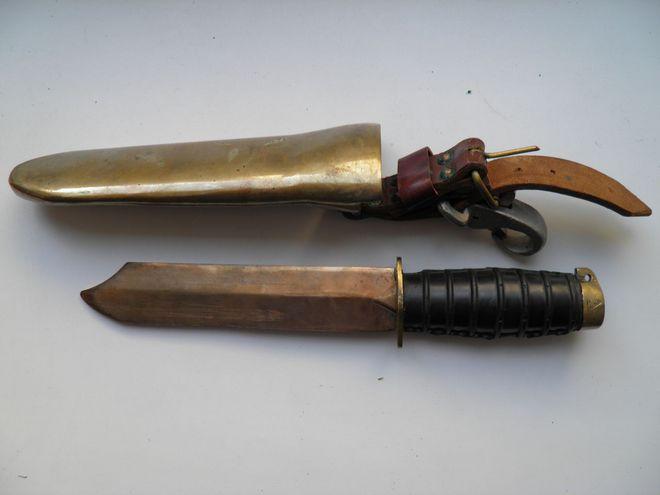 Нож НВУ