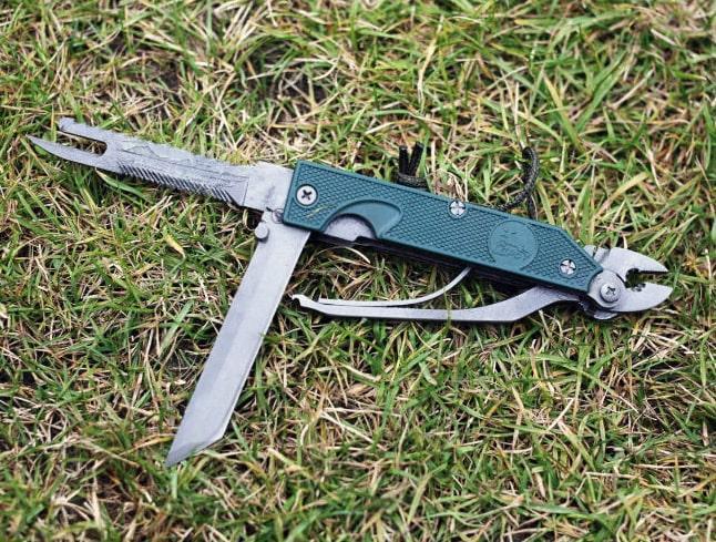 Нож из экипировки Ратник