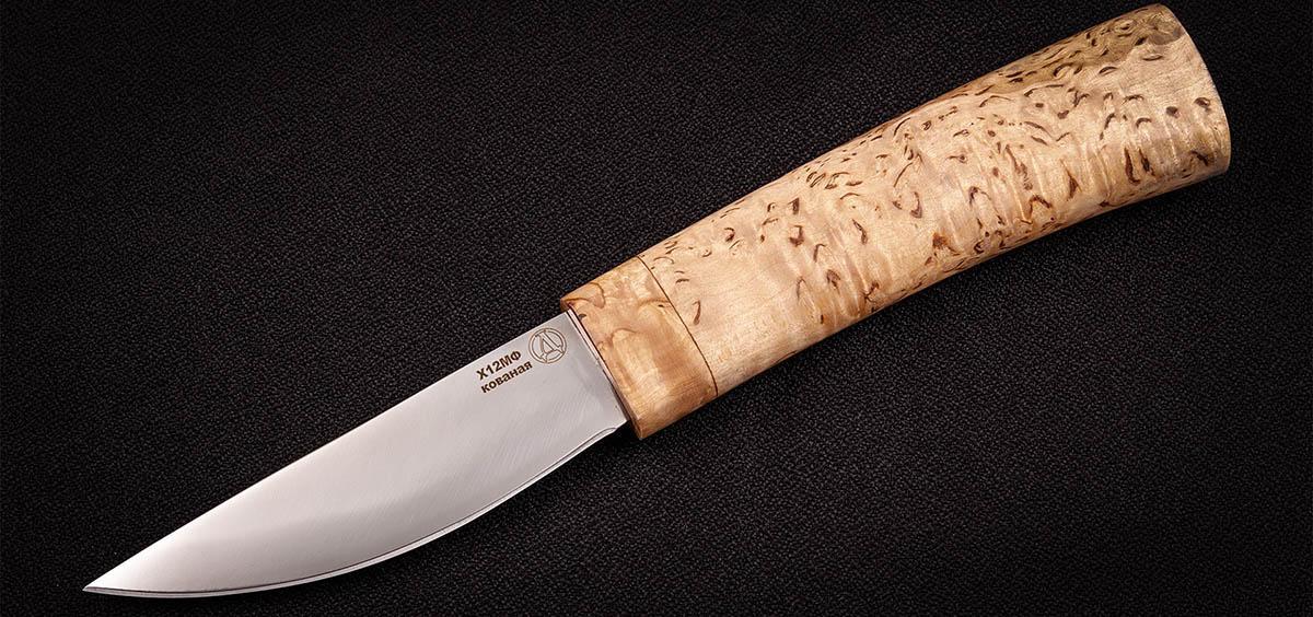 Рукоять якутского ножа