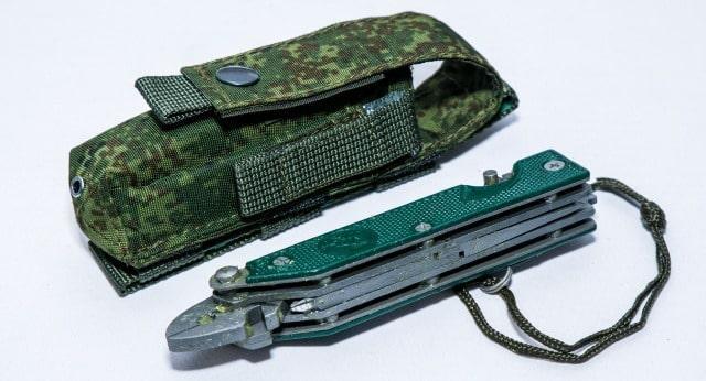 Армейский нож 6Э6
