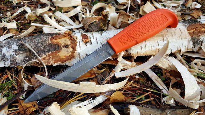 Нож от Русский павловский нож