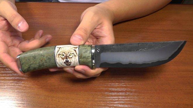 Нож от Sander