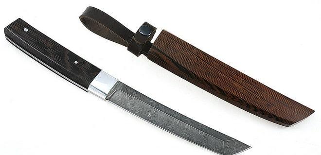 Ножны из дерева