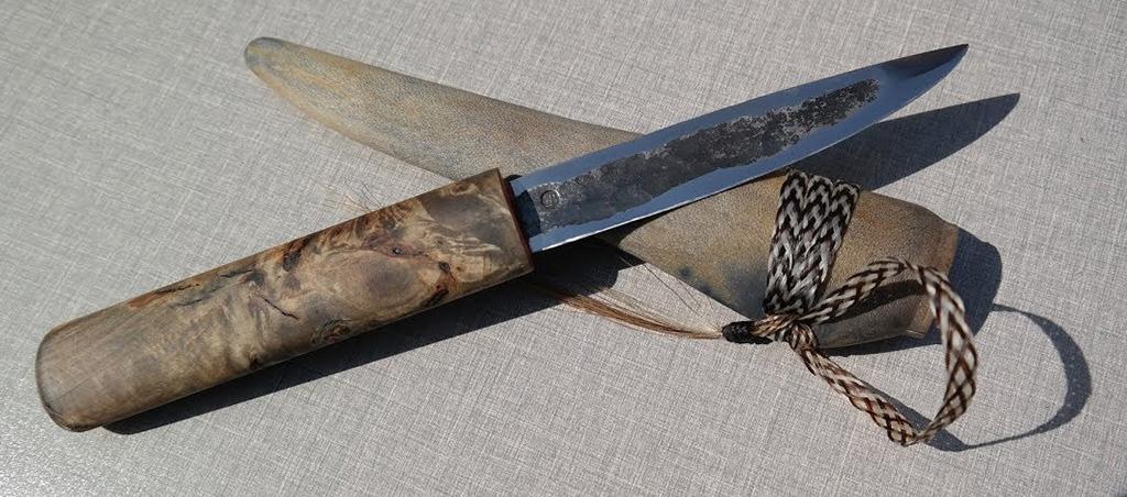 Якутский нож оленевода