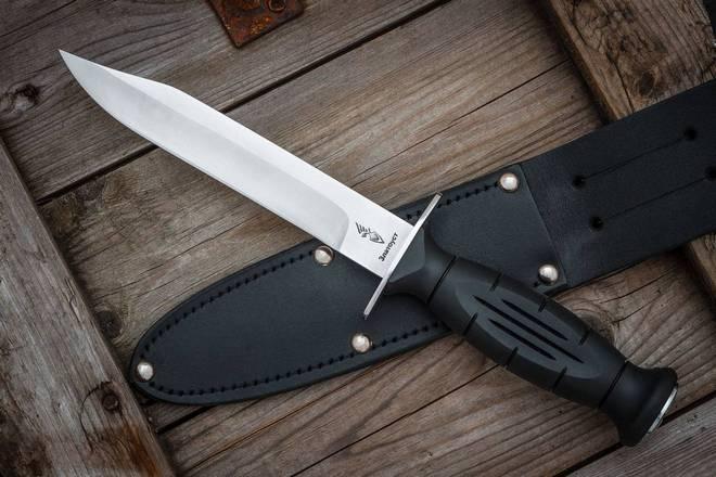Нож Вишня