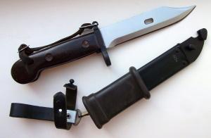 Штык нож к СВД 6х3