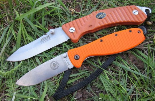 Армейские ножи Eka Swede 9