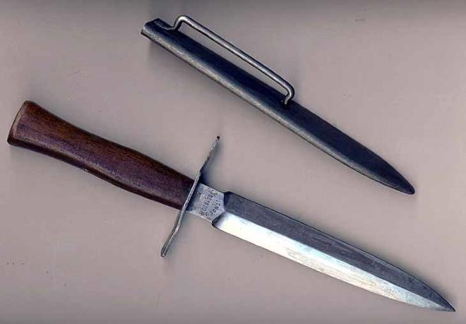 Французский нож 1870 года