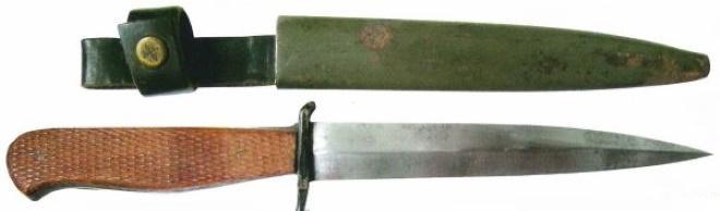 Немецкий клинок от Gefrees 9291