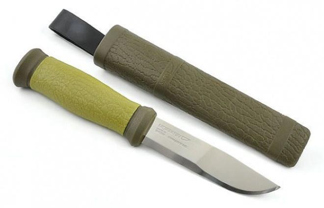 Нож Мора 2000 с чехлом