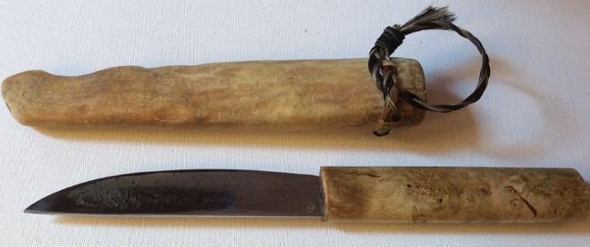 Якут с ножнами