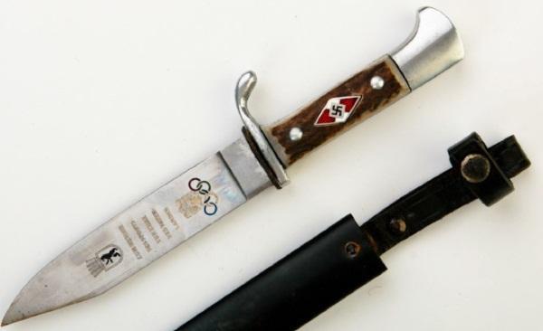 Клинок сувенирный «Гитлерюгенд» с ножнами 1936 года