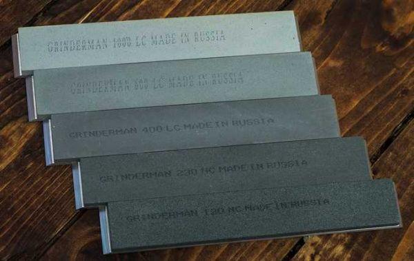 Камни для заточки ножей