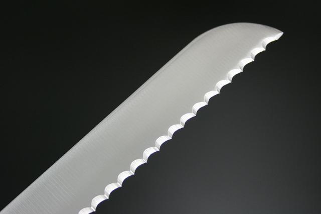 Серрейторная заточка ножа