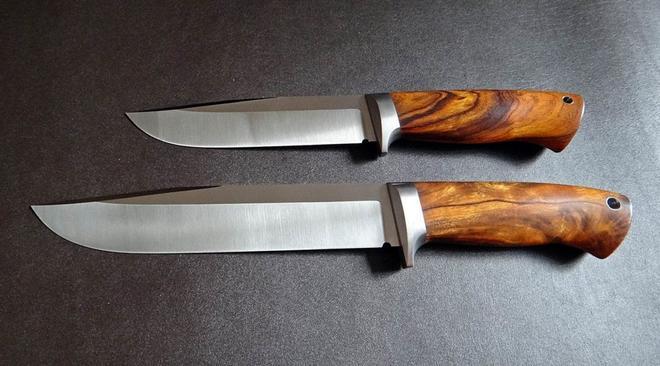 Ножи из пилы