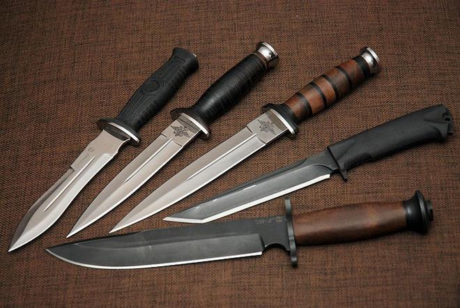 Ножи народов России